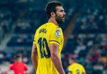 Iborra Jugador Villarreal CF