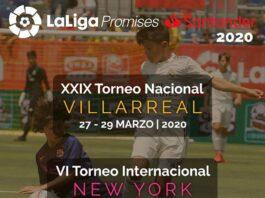 Calendario LaLiga Promises 2020