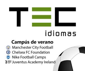 TEC Idiomas Campús Fútbol