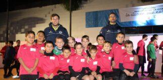 Presentación Club UD Mancomunidad La Hoya