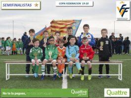 3ª jornada Prebenjamin X Copa Federación - Imagen Facebook CD El Planter