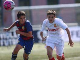 Barça-Damm futbol formativo