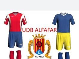 Equipaje UDB Alfafar