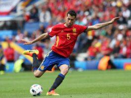 Busquests con la Selección Española